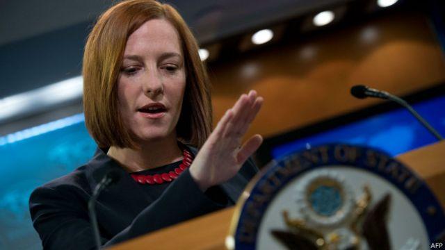 EE.UU. critica discurso de líder palestino contra Israel
