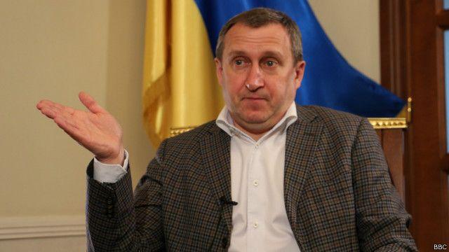 Інтерв`ю в.о. міністра закордонних справ України