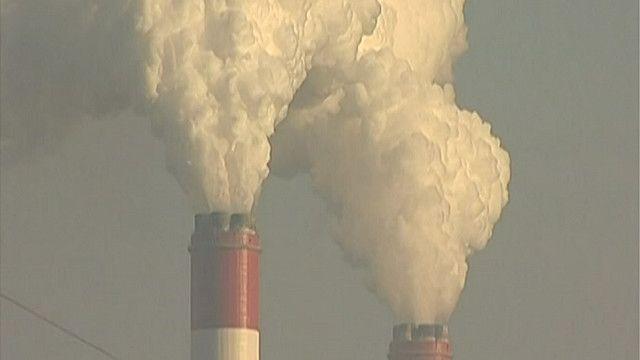 ثاني أوكسيد الكربون سبب رئيس للاحتباس الحراري