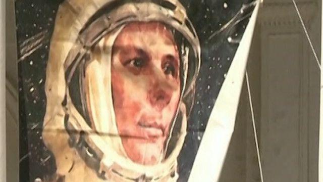 يوري غاغارين رائد الفضاء السوفيتي