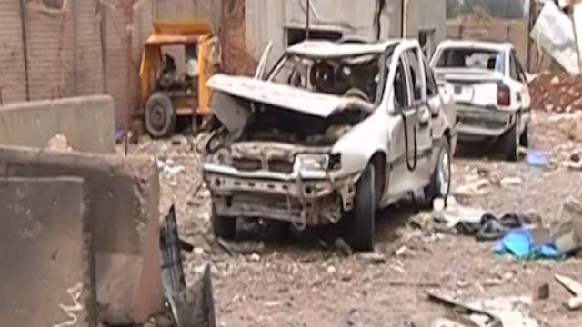 الهجوم استهدف افراد الشرطة العراقية