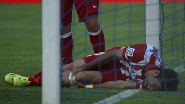 أتليتكو مدريد يواصل زحفه نحو لقب الدوري الأسباني