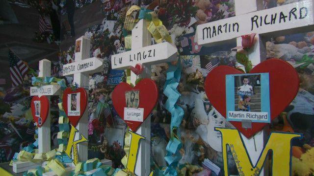 Memorial ao ataque de Boston (BBC)
