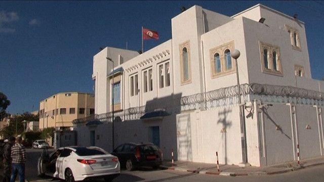السفارة التونسية في طرابلس