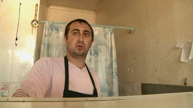 Крымский мясник Ибрагим