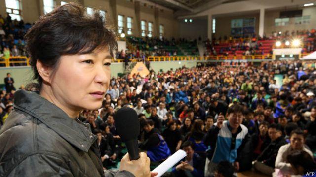 韓國沉船遇難人數增至150人