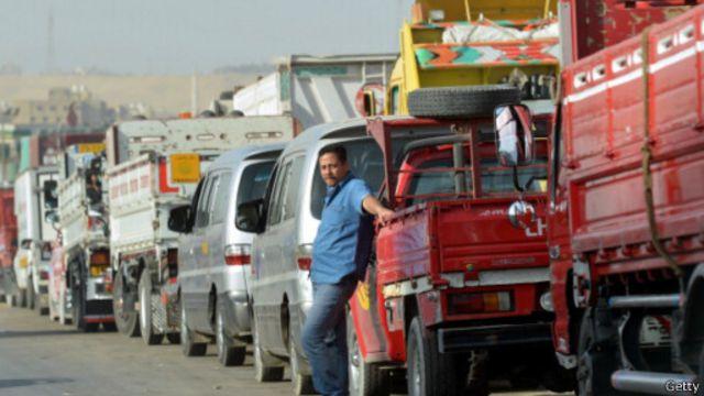 الحكومة المصرية ترفع أسعار الوقود بنسبة تقترب من الضعف