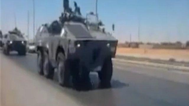 قوات عسكرية أردنية