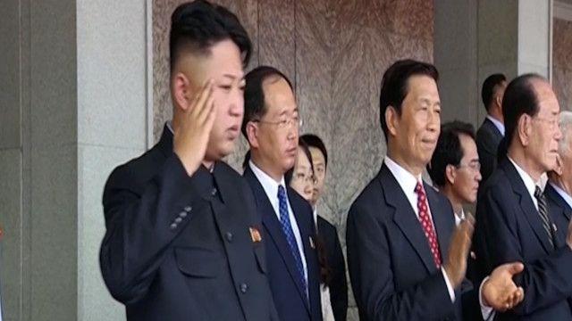 كيم يونغ أون رئيس كوريا الشمالية