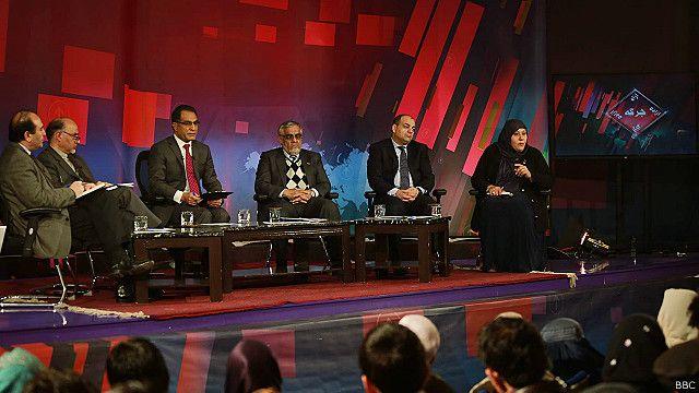 جرگه آزاد برنامه بیست و دوم - انکشاف شهر ها و دهات در افغانستان