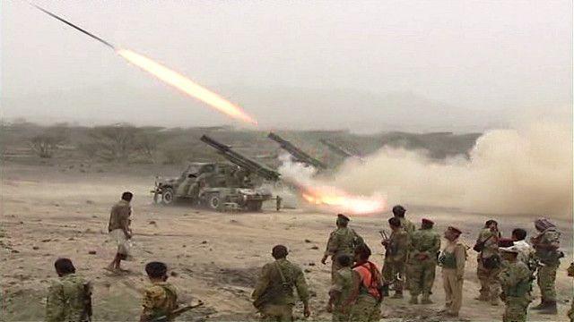 اليمن يشن حملة عسكرية ضد مقاتلي القاعدة جنوبي البلاد