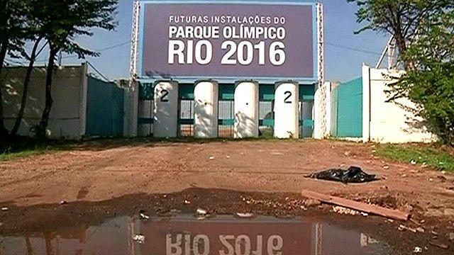 Олимпийское строительство в Рио