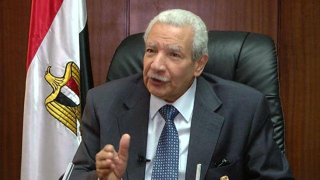 نير عثمان وزير العدل المصري