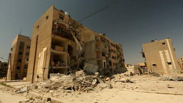 برباد حلب