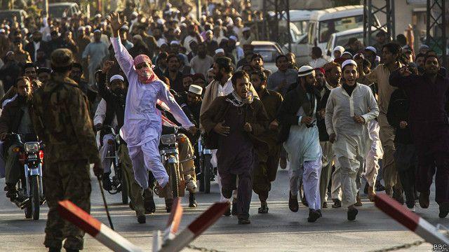 بحث هفته: خشونتها علیه اقلیتهای مذهبی در پاکستان