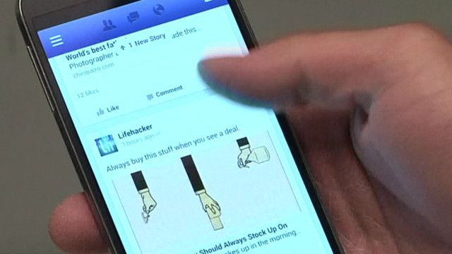 Facebook lança cadastro anônimo em aplicativos (BBC)