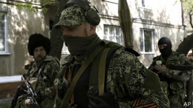 Se intensifica la violencia en el este de Ucrania