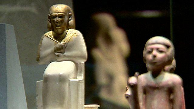 قطع اثرية مصري