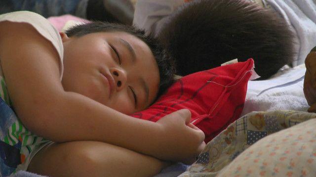 90 في المائة من أطفال تايوان لا ينامون جيدا