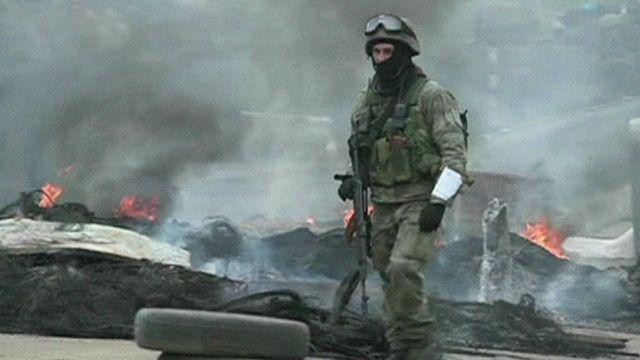 جندي اوكراني