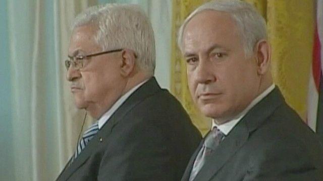 عباس ونتانياهو