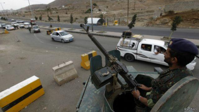 الولايات المتحدة تغلق سفارتها في اليمن مؤقتا لدواع أمنية