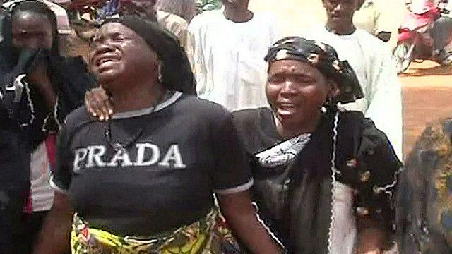 نساء من نيجيريا