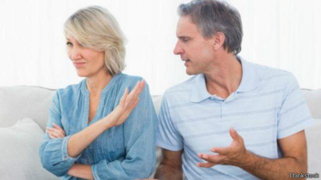 الجدال المستمر بين الأزواج يزيد من مخاطر الموت المبكر