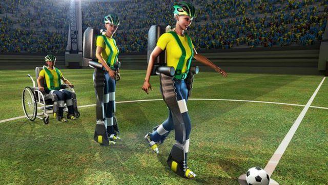 ''Quero mostrar outro Brasil', diz cientista que prepara chute de paraplégico na Copa