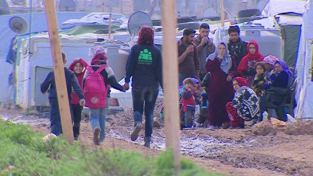 اللاجئون من سوريا في لبنان