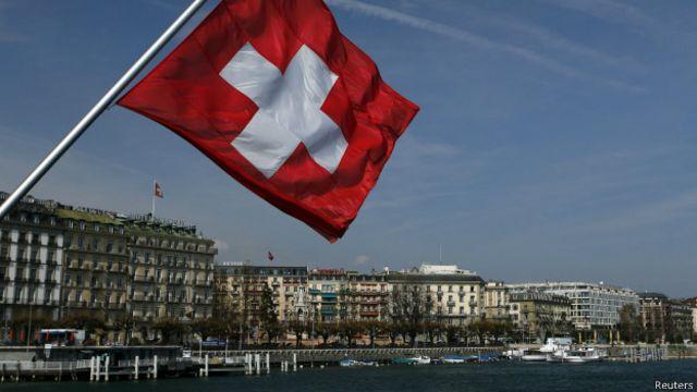 Suíça vota proposta de salário mínimo de R$ 10 mil