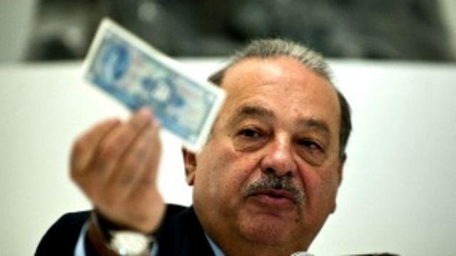 La jugada secreta del multimillonario mexicano Carlos Slim