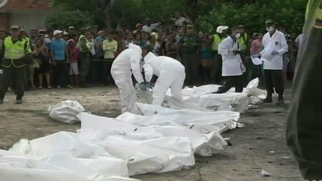 ضحايا الحريق