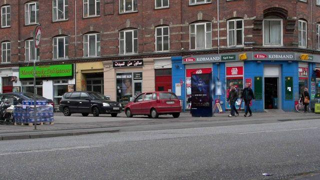 محال تجارية في الدنمارك