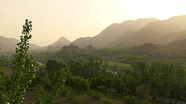 Спорные территории Таджикистана и Киргизии