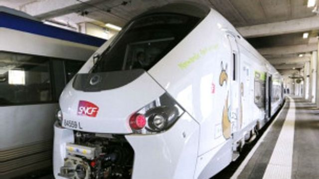 Francia compra 2.000 trenes demasiado anchos para sus estaciones