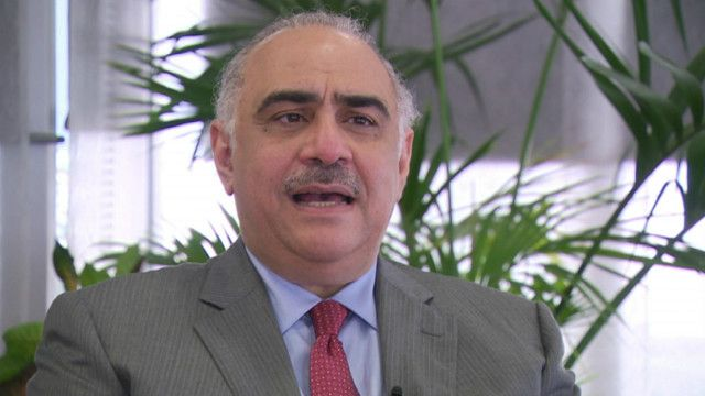 وزير الصحة السعودي عادل فقيه