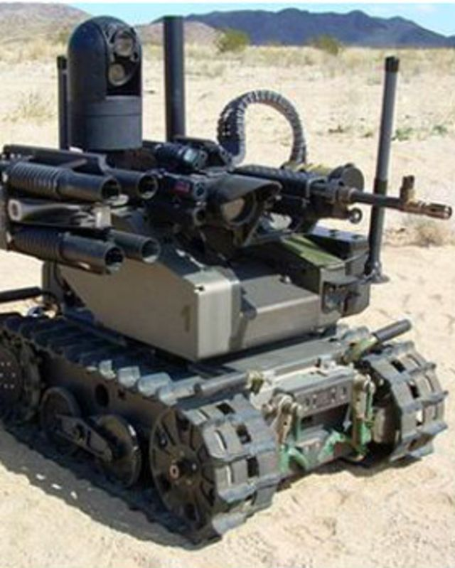 अगली जंग 'किलर रोबोट्स' लड़ेंगे?