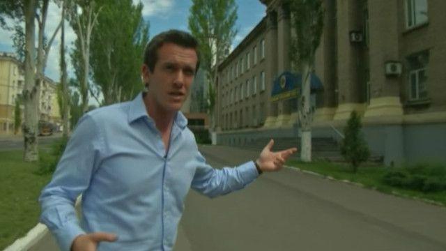 Марк Лоуен, Донецьк, вибори