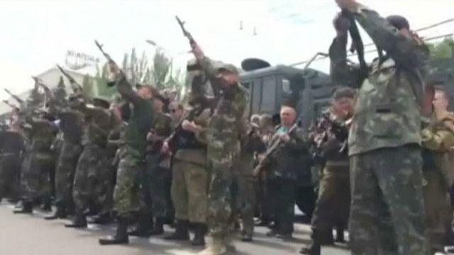 Донецк, стрельба, ДНР