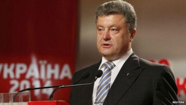 'Rei do chocolate' é eleito o novo presidente Ucrânia