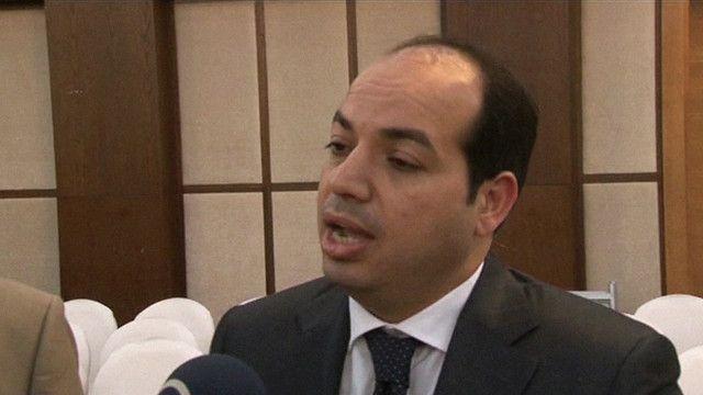 أحمد عمر معيتيق رئيس الوزراء الليبي