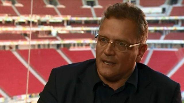 Jerôme Valcke (BBC)