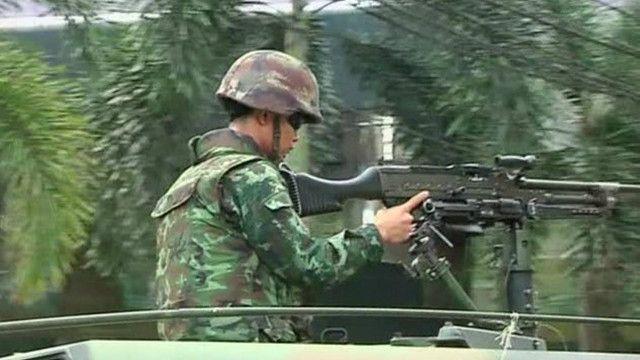 اجراءات أمنية مشددة في تايلاند