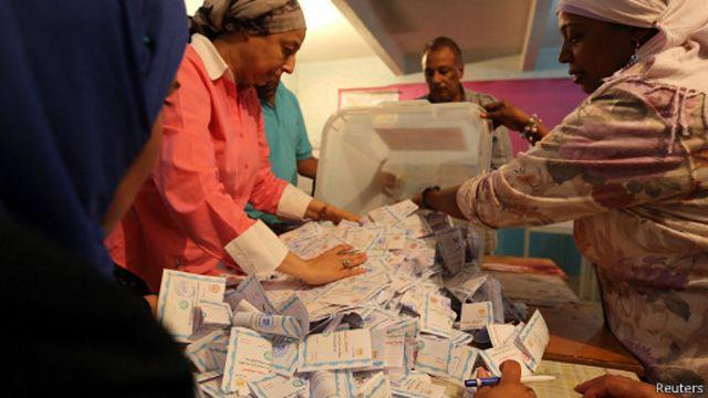انتخابات الرئاسة المصرية: إعلان النتائج النهائية للاقتراع الثلاثاء