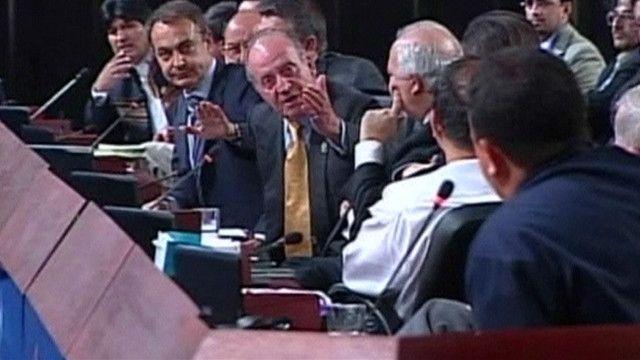Juan Carlos I en 2007