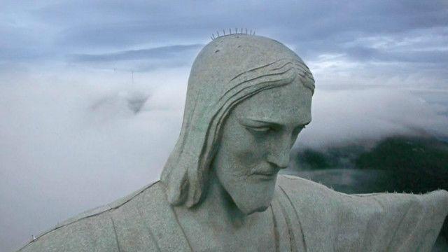 巴西里约热内卢耶稣像