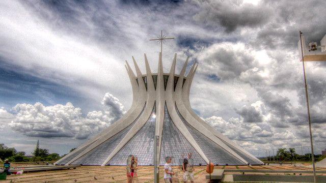 巴西世界杯城市巴西利亚