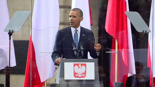 باراك أوباما الرئيس الأمريكي