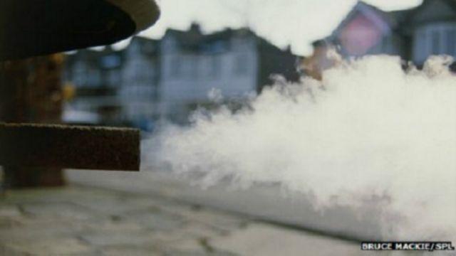 تلوث الهواء يرتبط بعدم انتظام ضربات القلب وتجلط الدم في الرئتين